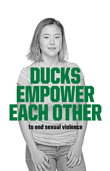 Sexual Violence Prevention Ad