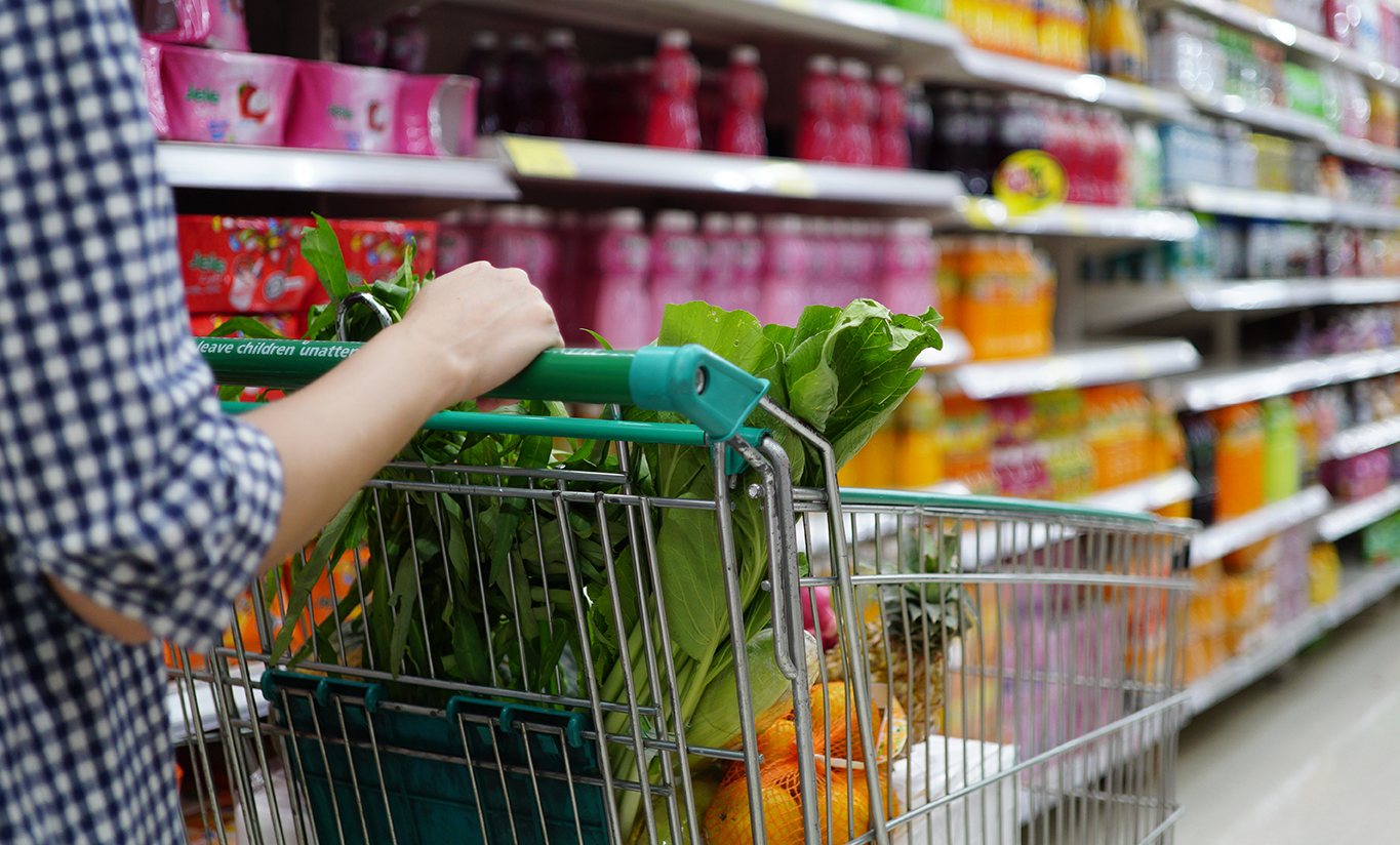 SNAP benefits can help pay for groceries